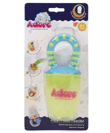 Adore Baby Fresh Food Feeder - Green