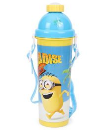 Minions Paradise Water Bottle - 750 ml