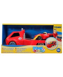 Tomy Funskool - Load 'n' Go Racing Car