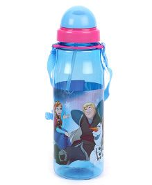 Disney Frozen Friends Magic Water Bottle Blue - 640 ml