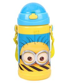 Minions Oops Water Bottle Yellow - 480 ml
