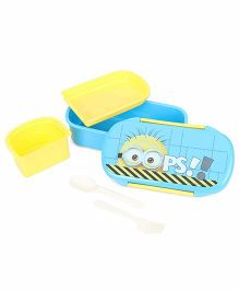 Minions Oops Lunch Box - Blue