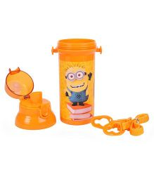 Minions Yellow Water Bottle Oreange - 480 ml