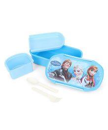 Disney Frozen Lunch Box - Blue