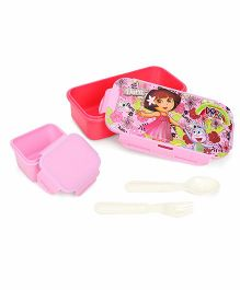 Dora Lunch Box - Pink