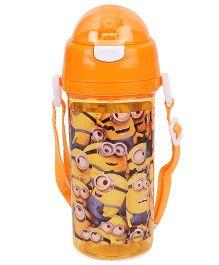 Minions Yellow Water Bottle - 580 ml