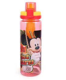 Disney Mickey Mouse & Friends Sipper Bottle Red - 750 ml