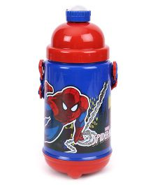 Marvel Spider Man Sipper Bottle - Blue And Red
