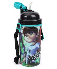 Ben 10 Sipper Bottles Green - 400 ml