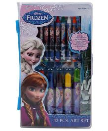 Disney Frozen Art Set Multicolor -  42 Pieces