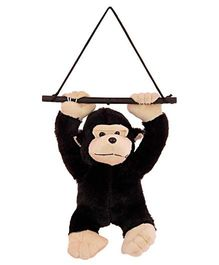 Tomafo Chimp Toy Black - 20 Cm