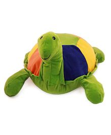 Tomafo Turtle Soft Toy Green - 20 Cm