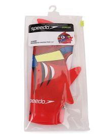 Speedo Junior Seasquad Character Swim Cap (Color May Vary)