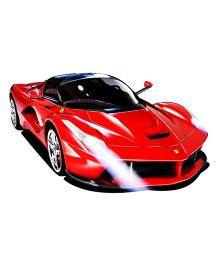 Silverlit Bluetoth Remote Control La Ferrari - Red