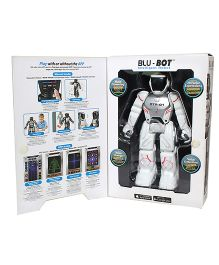 Silverlit Intelligent Bluetooth Robot - White