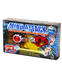 Silverlit Mind Attack Spider Game - Red Grey