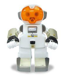 Silverlit I/R Echo Bot - White