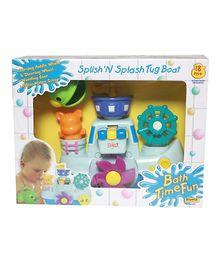 Silverlit Bath Toys Fun Tug Boat - Multi Color