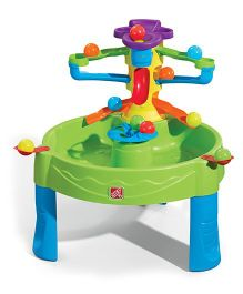 Step2 Busy Ball Play Table - Green And Blue