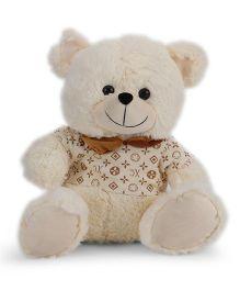 Funzoo Teddy Bear Soft Toy Cream - 30 cm