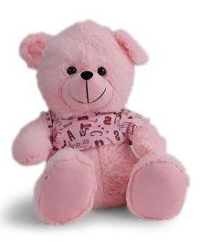 Funzoo Teddy Bear Soft Toy Pink - 40 cm