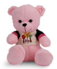 Funzoo Balloon Teddy Bear Soft Toy Pink - 26 cm