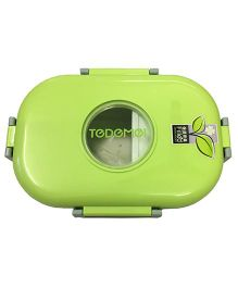 Thought Counts Lunch Box With Spoon - Mint Green