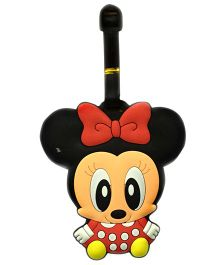 Thought Counts Character Travel Tag - Red