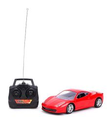 Smiles Creation Remote Controlled Car - Red