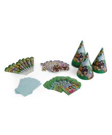 Themez Only Birthday Party Kit - Jungle Theme