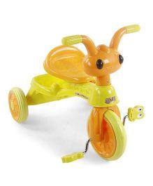 Baby Tricycle - Yellow Orange