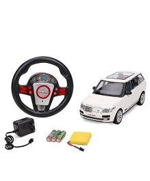 Mitashi Dash Remote Controlled Range Rover Car - White