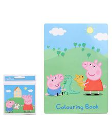 Peppa Pig Stationary Set Multicolor -  13 Pieces