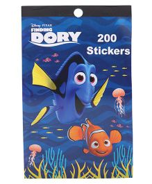 Disney Pixer Finding Dory Sticker Book -  200 Pieces