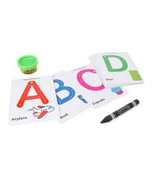 Play-Doh Activity Cards With Doh Assortment - Multi Color