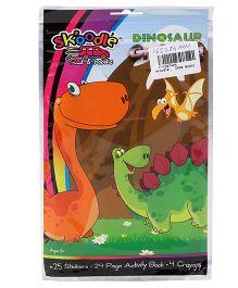 Skoodle Grab Books Dinosaur