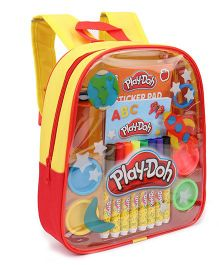Play Doh Backpack Travel Kit