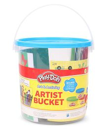 Play Doh Large Artist Bucket - Multicolor
