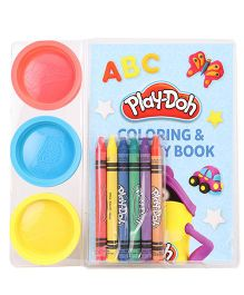 Play Doh Travel Activity Box - Multicolor