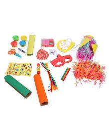 Play Doh Jumbo Craft Tub - Multi Color