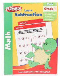 Playskool 1st Grade Maths Workbook - English