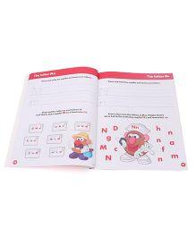 Playskool PreK Learn The Alphabet Workbook - 32 Pages