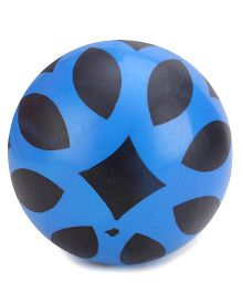 Printed Kids Ball - Blue And Black