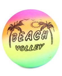 Kids Ball Beach Volley Print - Multi Color