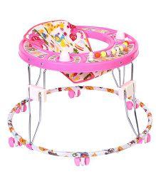 Toyzone Round Walker Small - Pink