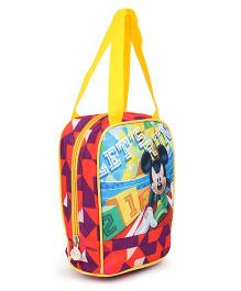 Disney Mikcey Lets Run Kids Tiffin Bag - Multicolor