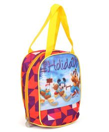 Disney Mickey And Family Kids Tiffin Bag - Multicolor