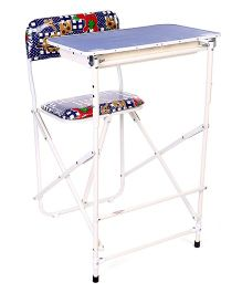 New Natraj Prestige Baby Study Desk - Blue