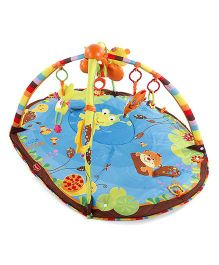 Tiny Love Gymini Play Gym Nature Pals - Multi Color