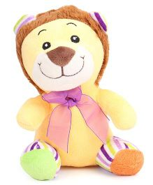 Dimpy Stuff Lion Soft Toy Multicolor - 21 cm